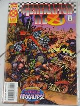 Generation Next #4 1995 Marvel Comic Book Bagged - C2796 - $1.99