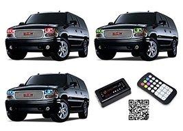 FLASHTECH for GMC Yukon 01-06 V.3 Fusion Color Change RGB Multi Color LE... - $272.44