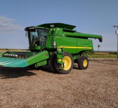2007 JOHN DEERE 9660 STS For Sale In Montezuma, KS 67867 Auction 87957168 image 5