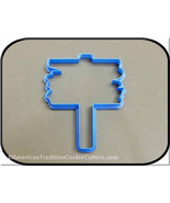 "5"" Wooden Sign 3D Printed Cookie Cutter #P8108 - $3.00"