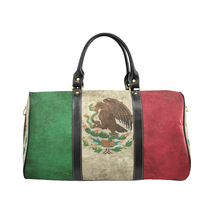 Mexico Flag Green White Red Eagle Travel Bag Gym Bag Spring Summer '19  - $172.20 CAD