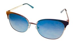 Kenneth Cole Reaction Mens Silver Sunglass Soft Square Metal KC1361. 10B - $17.99