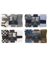 NEW Charisma Velvet Plush Throw 2 Pack Warm Soft Cozy Oversize Blanket  ... - $59.99