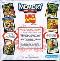 Memory Challenge Marvel Comics image 2