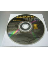 AutoCAD 14 Bible (PC, 1997) - Disc Only!!! - $5.93