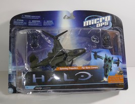 McFarlane Toys Halo Micro Ops Series 1 Falcon with Carter  - $39.59