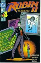 Robin II #1 : The Funniest Thing Happened... (The Joker's Wild - DC Comics) [Com - $4.89