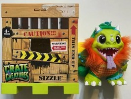 Crate Creatures Surprise! Sizzle MGA Enterprises Free the Beast! Over 44... - $32.71