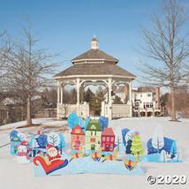 Christmas Village Yard Sign - $169.98