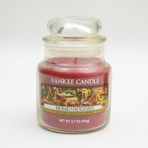 Yankee Candle Home for the Holidays 3.7 oz Small Jar New Retired - $14.01