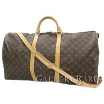 LOUIS VUITTON Keepall Bandouliere 60 Monogram Travel Bag Authentic 4958420 - $1,134.85