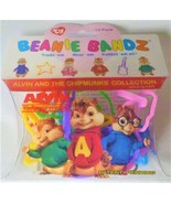 Alvin and The Chipmunks Characters Set Hair Rubber Bandz - $7.99