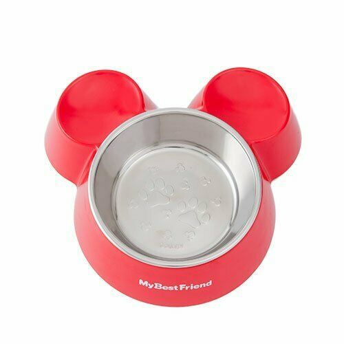 Primary image for Tokyo Disney Resort limited Minnie Mouse Dog and cat dishes Dish Food bowl