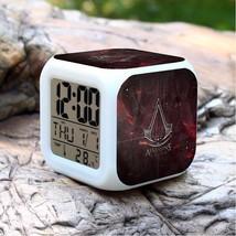 Assassin Creed Led Alarm Clock #06 Figures LED Alarm Clock - $24.00