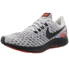 Nike Air Zoom Pegasus 35 Gray White Orange BV6123-100 Womens Size 6.5 Fa... - $126.42