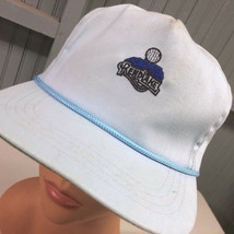 Rend Lake Golf Course VTG Illinois Strapback Baseball Cap Hat Made In USA - $22.95