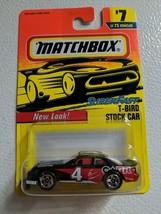 Matchbox Superfast New Look! T-Bird Stock Car #7 Of 75 - $7.75