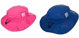 Sun Protection Zone Kids' UPF 50+ Safari Sun Hat New! - $12.99