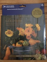 Crops of America - USPS Gold Series 2006 First Day Postmark Collection - Sealed - $9.00