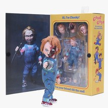 15-25cm NECA Toys Child's Play Horror Ultimate GOOD GUYS Chucky Bride of... - $107.99