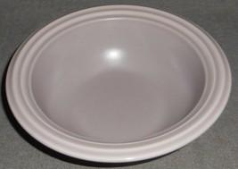 1990s Pfaltzgraff - Terrace Lilac Pattern Large Salad Serving Bowl - $49.49