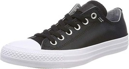 New in Box - Converse Chuck Taylor All Star Ox Black/Wolf Grey/White Siz... - $44.99