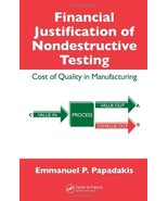 Financial Justification of Nondestructive Testing: Cost of Quality in Ma... - $35.64