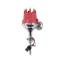 Pro Series R2R Distributor for Early Mopar Chrysler Dodge, V8 Engine Red Cap