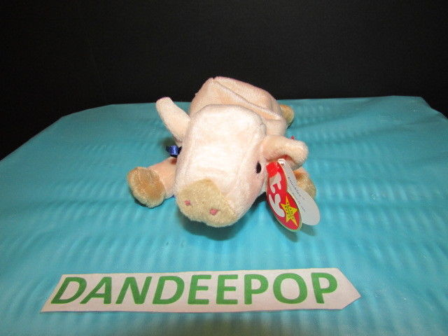 ba30037de5057e TY Retired Beanie Baby Knuckles Pig 1999 and 50 similar items. S l1600