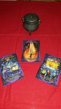 Witches' Wisdom Oracle Cards Reading with THREE CARDS make best possible choice  - $13.99