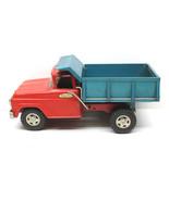 Vintage 1950's Tonka Toys Dump Truck Pressed Steel Construction Mound Mi... - $135.10