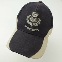 Scotland Rugby Nation Adjustable Adult Baseball Ball Cap Hat - $13.85
