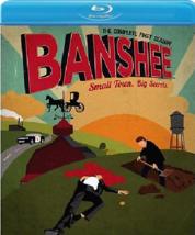 Banshee Season 1 (Blu-ray)