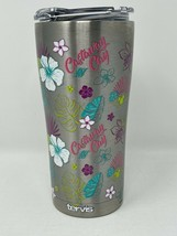 Disney Cruise Line Castaway Cay Tervis Insulated Tumbler Stainless Steel 20oz - $42.96