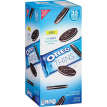 NEW Oreo Thins Sandwich Cookies, 1.02 oz, 35 count FREE SHIPPING - $18.99