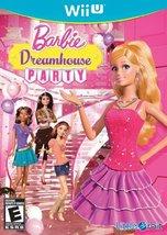 Barbie Dreamhouse Party - Nintendo Wii U [video game] - $24.21
