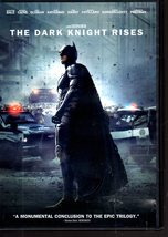 DVD The Dark Knight Rises - $8.50