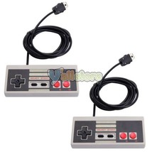 2X Wired Classic Game Controller Joypad for Nintendo Mini NES Console Sy... - $15.90