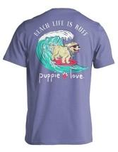 New PUPPIE LOVE Beach Life is Ruff  T SHIRT - £16.55 GBP+