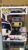 NFL New England Patriots Tom Brady Funko Pop Vinyl Figure - $15.67