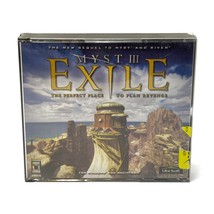 Myst III: Exile. The Perfect Place to Plan Revenge (Windows/Mac, 2001)  - $12.84