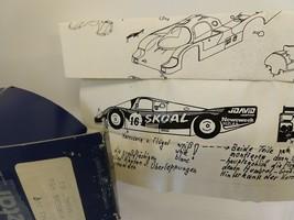 Metal 43 Spielwaren Danhausen 1/43rd Scale Metal Porsche 956 SKOAL Race ... - $40.00