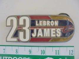 23 Lebron James Cleveland Cavaliers belt buckle new - $24.63
