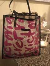 Victoria's Secret  Women's Tote Bag - Black/Pink - $27.69