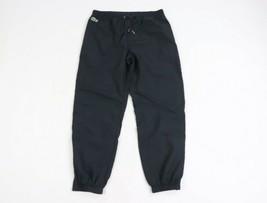 Lacoste Mens Size 7 XL Andy Roddick Tennis Lined Nylon Joggers Jogger Pa... - $49.45