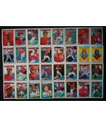 1988 Topps St. Louis Cardinals Team Set of 40 Baseball Cards With Traded - $9.00