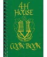 4H House Cookbook (Spiral-Bound) - $29.74