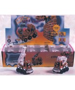 Fire Engine Fire Truck Pull Back Action DieCast Ty040 - $8.99