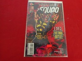 Ultraverse Year Zero: The Death of the Squad #4... - $6.44