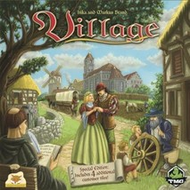 Village Board Game - $68.24